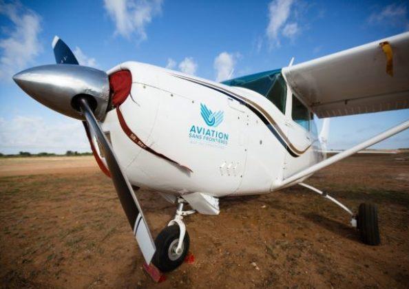 ASF plane